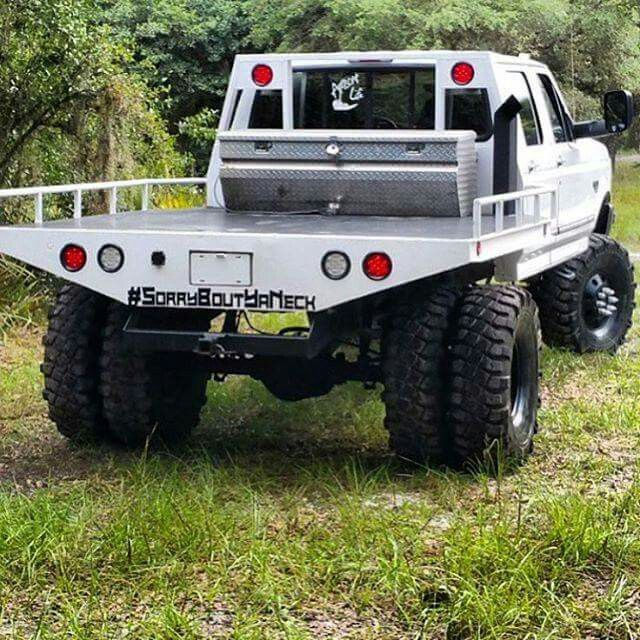 Flatbed I want for my Chevy
