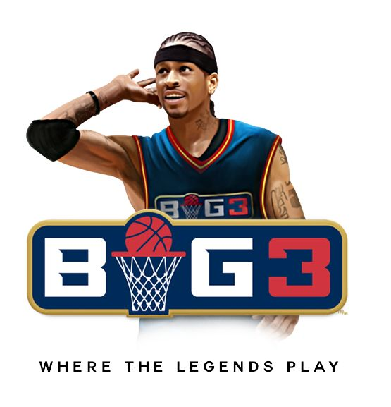 "https://twitter.com/icecube/status/863407897337880576 Ice Cube and his team are launching a brand new 3-on-3 basketball league that starts on June 25, 2017. The Big 3 league will feature ONLY former NBA players like Allen Iverson, Jermaine O'Neal, Chauncey Billups, and Jason Williams. #Allen Iverson #Big 3 #Big 3 league #Chauncey Billups #Clyde Drexler #Gary Payton #George Gervin #Ice Cube #Jason Williams #Jermaine O'Neal #Julius ""Dr. J' Erving #Larry Hughes #Mike Bib"