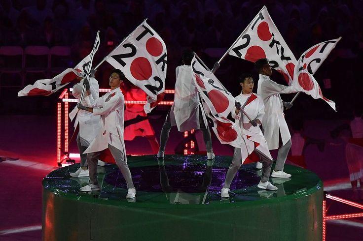 Ezek voltak az olimpia záróünnepségének legszebb képei - NLCafé
