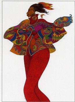 charles bibbs   Charles Bibbs-The Mask Affair. Limited Edition Print (Giclee, Paper)