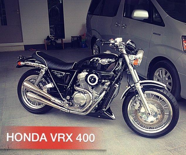 Honda 400 vrx