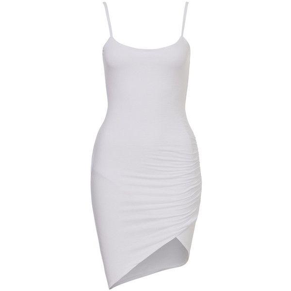 Cruise Dress ❤ liked on Polyvore featuring dresses, vestidos, scoop neck dress, scoop neckline dress and scoop-neck dresses