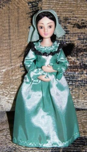 Feride-Wren-bird-singing-DeAgostini-porcelain-doll