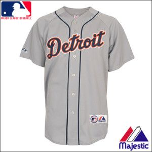 Detroit Tigers baseball shirt