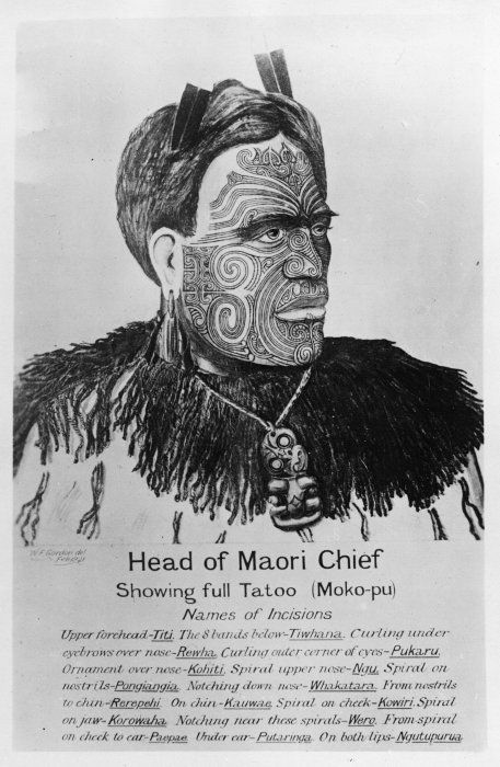 297 Best Images About Ta Moko Tattoo On Pinterest