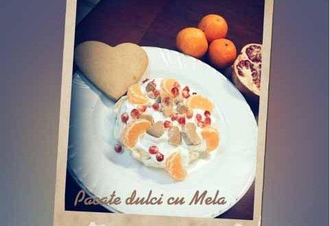 Pavlova cu turtă dulce, clementine și rodie | Arad 24 - Știri conectate la realitate