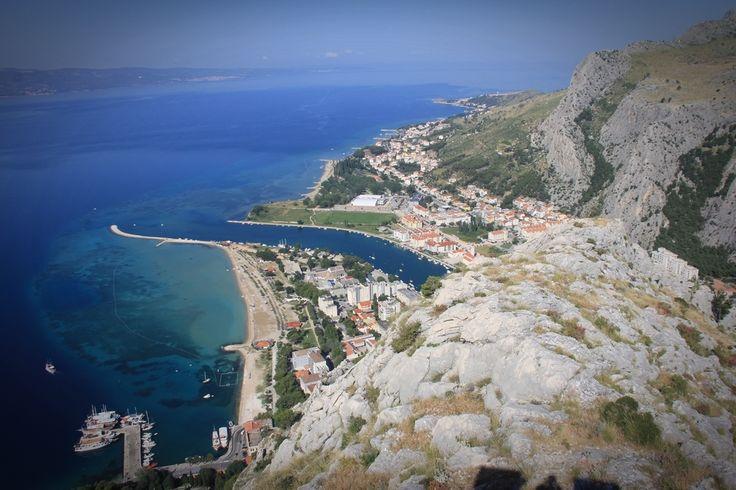 Omis Croatia    http://CroLove.pl    #chorwacja #croatia #hrvatska #omis