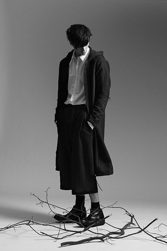 Song ForThe Mute SS15 ROOTS Campaign -Deux Hommes Magazine
