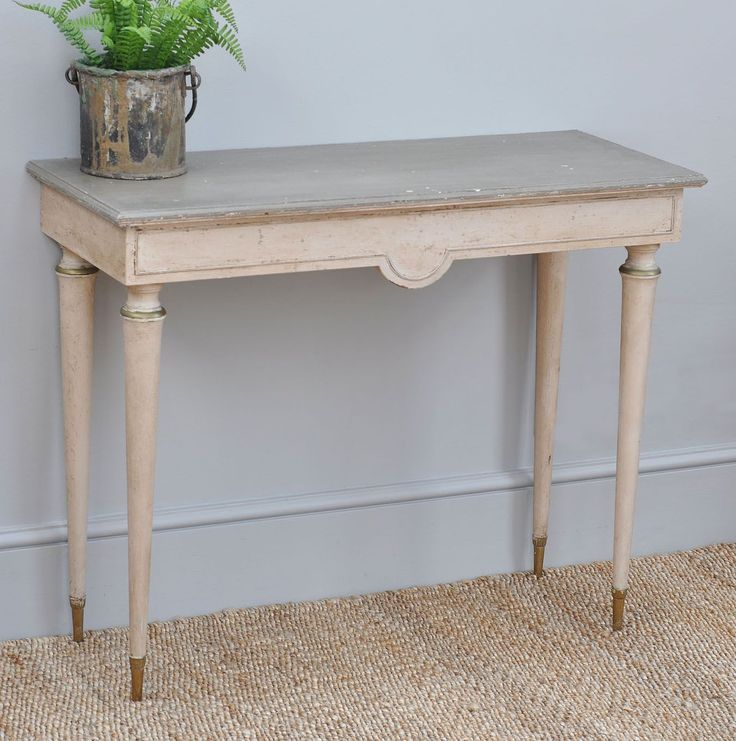 French Antique Console Table - Bring It On Home