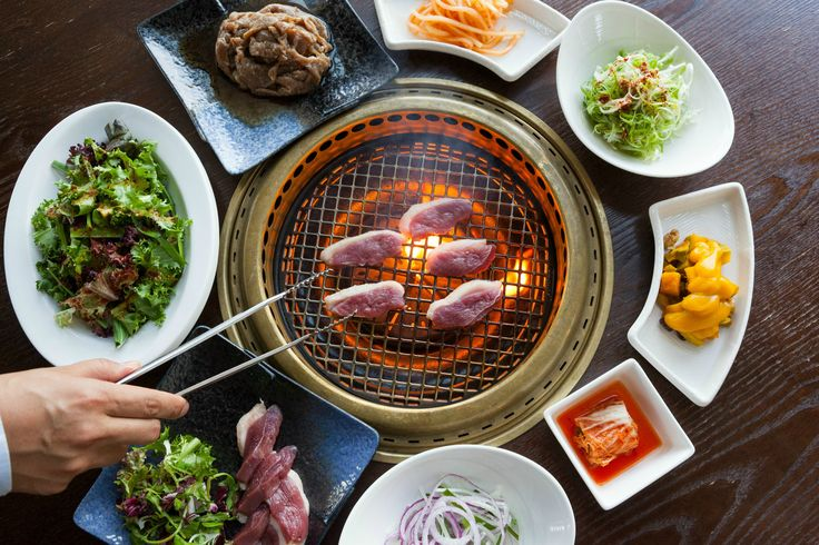 Gaonnuri's Korean BBQ. The restaurant joins NYC Restaurant Week for the 2016 winter edition.
