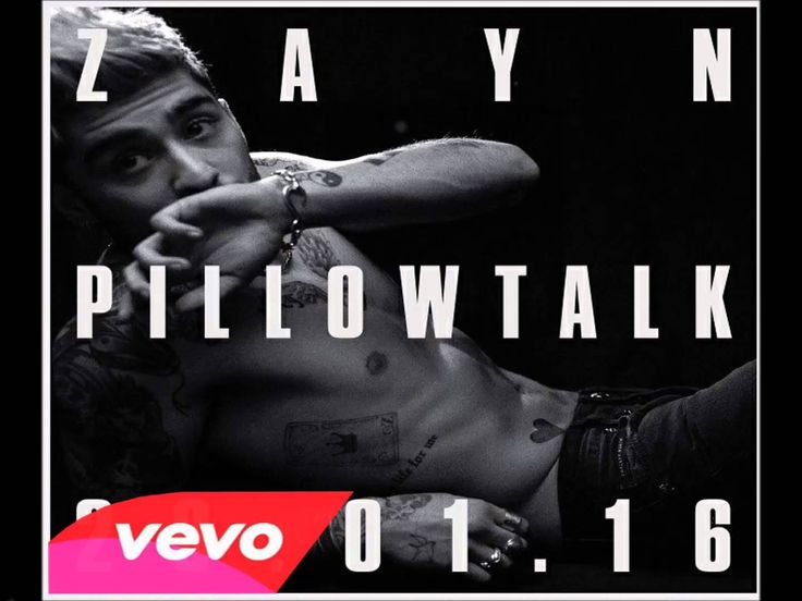 PILLOWTALK OUT NOW! Can't wait for the album to drop on March 25th! If it's anything like this single, it's sure to blow us all away