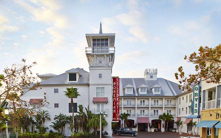 Bohemian Hotel Celebration | Celebration Florida Hotel