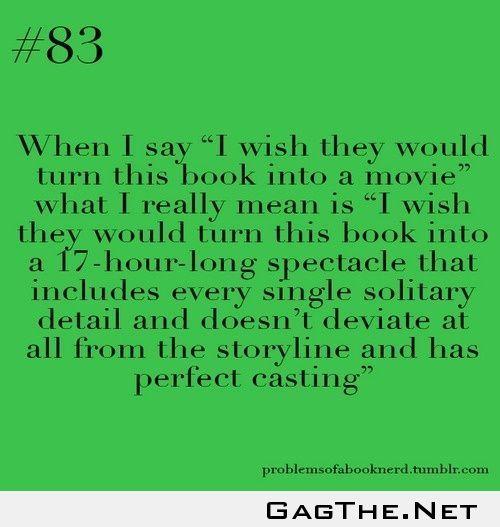| Problems Of A Book Nerd #83