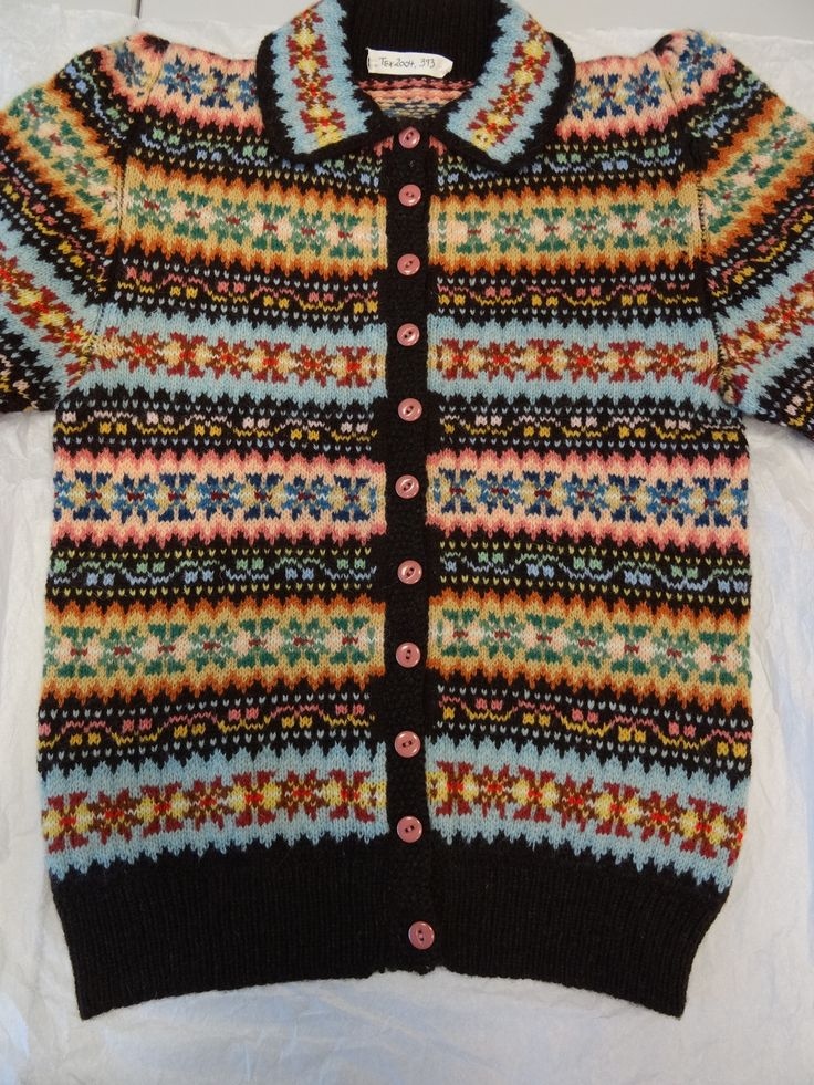 638 best fair isle images on Pinterest | Colors, Cute clothes and ...