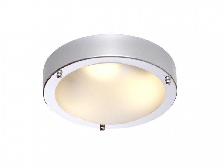 Central euston 3 light flush ceiling light