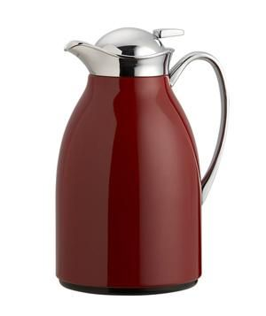 Thermal Carafe - can keep cocoa or tea warm for up to 8 hours!