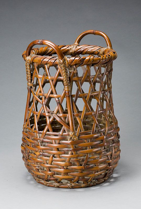 Basket Weaving With Bamboo : Images about baskets and buckets on