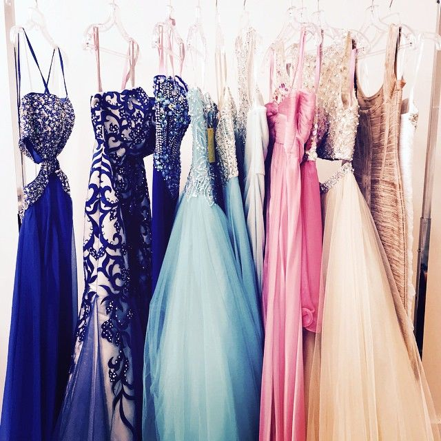 High Quality Itu0027s Always A Busy Day At Charlotteu0027s Closet! Ready For All Of Our Prom  Appointments