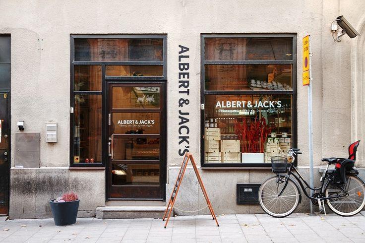 albert  jack's . stockholm
