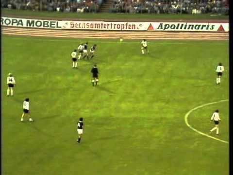 BRD - DDR 0:1 - Ganzes Spiel