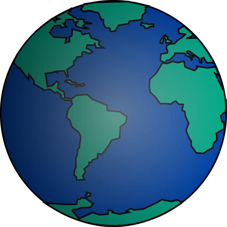 Resultado de imagen para globo terráqueo dibujo