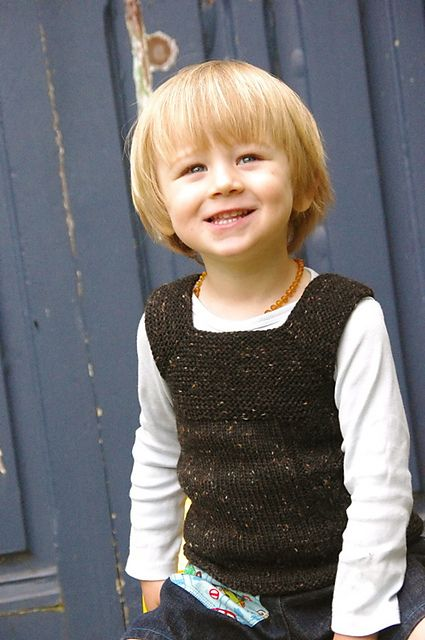 : Crochet Ideas, Kids Knitting Crochet, Currently Knitting, Hallam Pattern, Kid Vest, Boys Vests, Sewing Knitting Crochet, Milo Vest