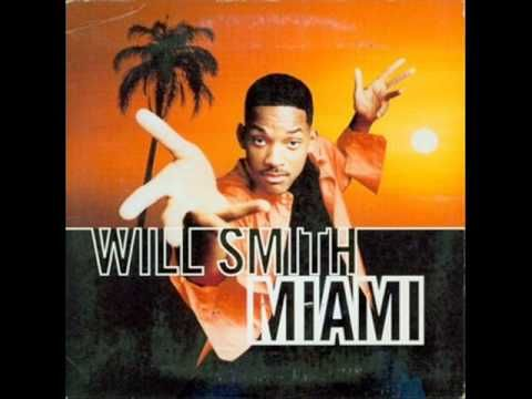 Will Smith-Miami+lyrics