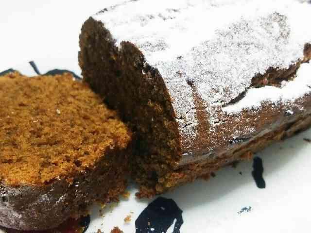 HMで簡単*コーヒーパウンドケーキの画像