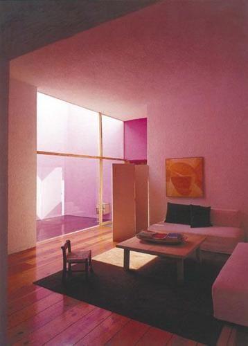 Casa Galvez • Luis Barragan • Mexico DF - en_obra