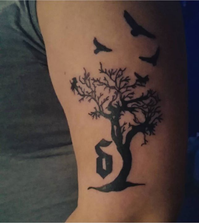 Shinedown Tattoos: @Shinedown Tattoo submitted by D.j. Gidget ...