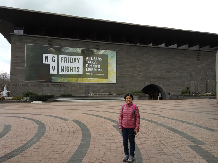 The National Gallery of Victoria popularly known as the NGV is an art museum in Melbourne. Founded in 1861, its is Australia's oldest...
