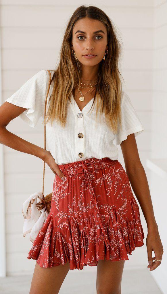 Florence Mini Skirt