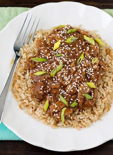 Slow Cooker Honey Sesame Chicken.. Delicious!