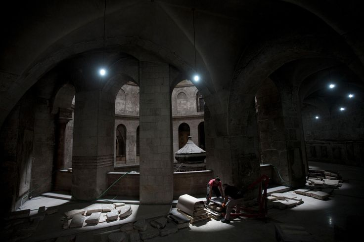 For just 60 hours, researchers had the opportunity to examine the holiest site in Christianity. Here's what they found.