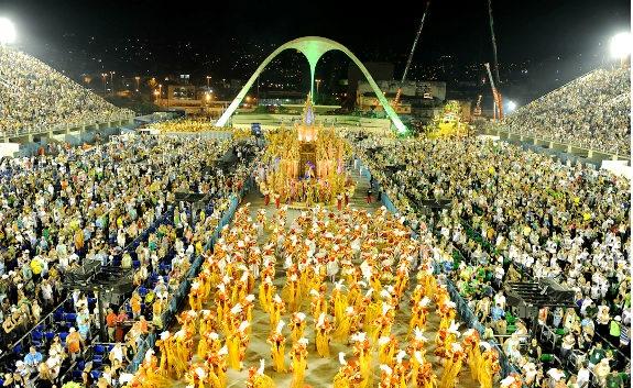 Someday I am going to go to Carnaval in Rio de Janeiro :)