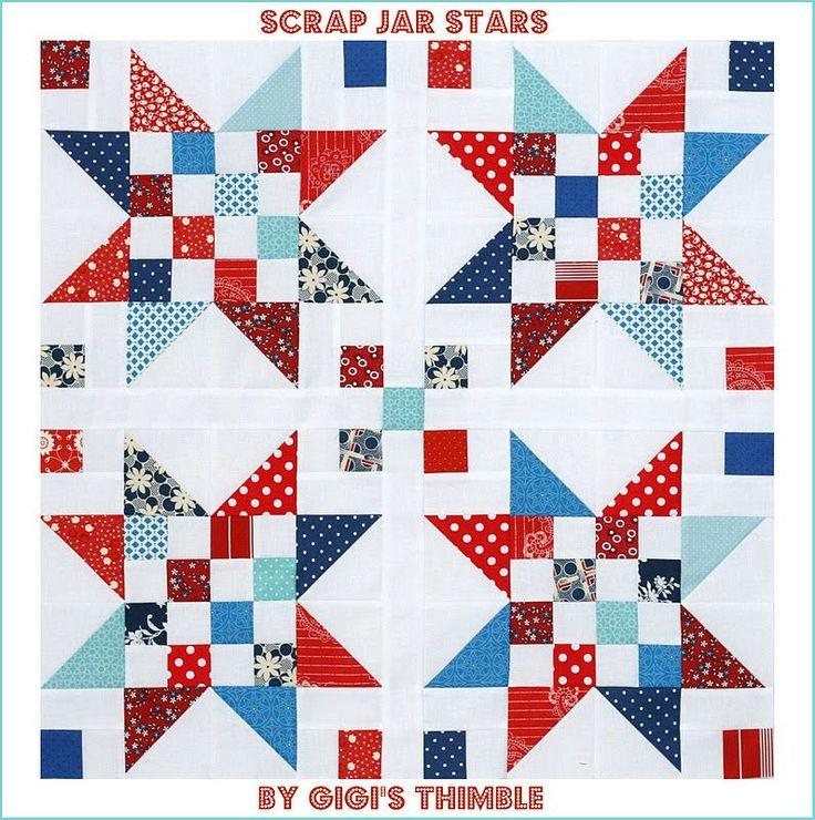 Scrap Jar Stars
