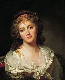 Marie Geneviève Bouliard peintre  1763 / 1825