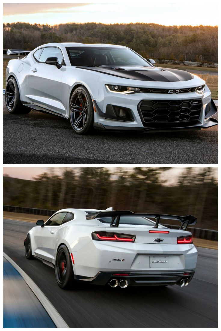 The 1le package for the camaro zl1 costs an extra 7 500