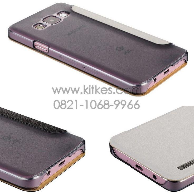 Baseus Primary Color Flip Case Samsung Galaxy A3 - Rp 160.000