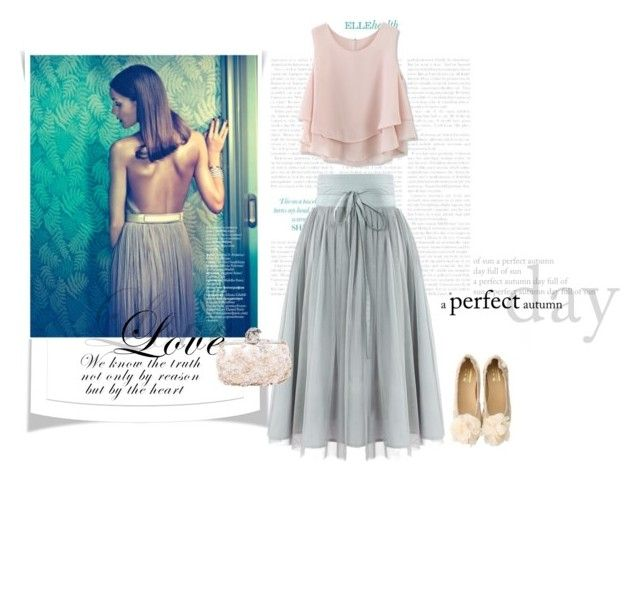 """perfect day"" by la224 on Polyvore featuring Chicwish and Alexander McQueen"