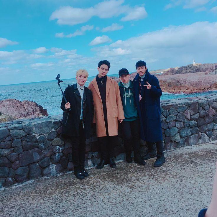 Seungkwan, Mingyu, Dino & DK