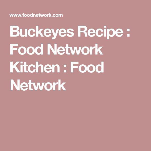 Buckeyes Recipe : Food Network Kitchen : Food Network