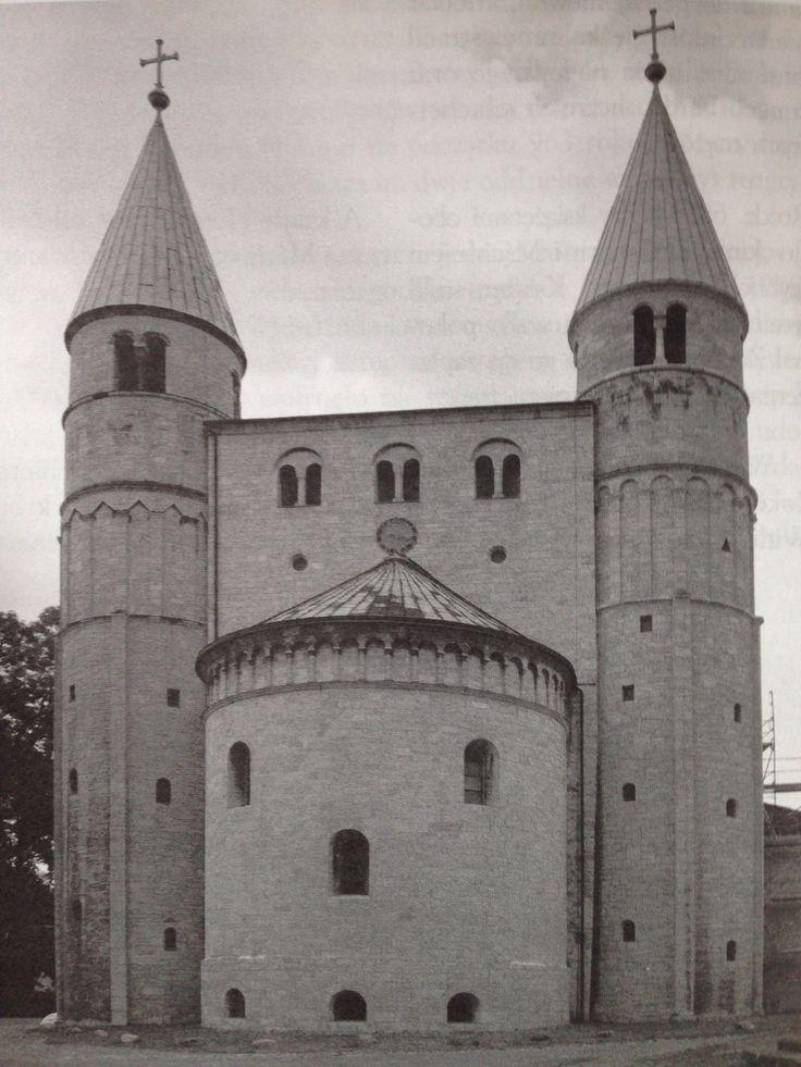 Kościół św. Cyriaka.