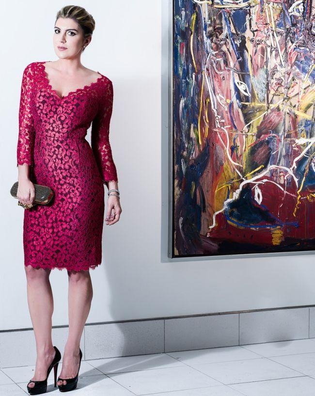 Vestido de renda: opção delicada para os mais variados looks - Dicas de Mulher