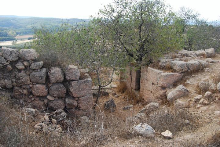 Emmaus - Nikopolis - Hasmonean period fortress