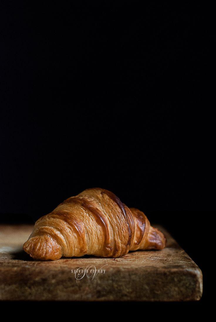 Sourdough croissant. By Sylvain Vernay.