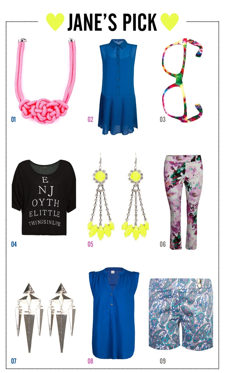 Thanks Mr Price for letting me pick my summer faves!