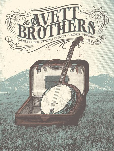 Image of Avett Brothers - Madison, WI