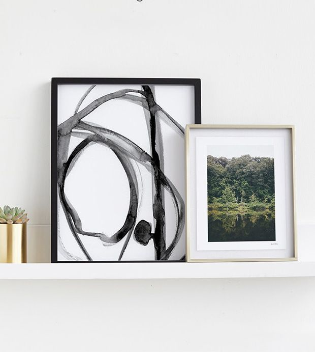 Art for your shelf. Find unique art prints for your home decor from Minted.