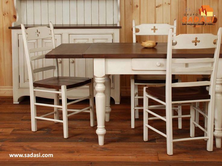 las mejores maderas para los muebles del hogar es sin duda la del pino